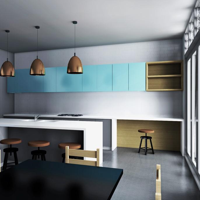 Kitchen Renovation Newcastle: Interiors – Architect, Newcastle